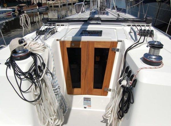 Cockpit Transom