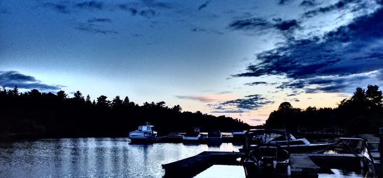 Beaverstone Bay, ON to Britt, ON